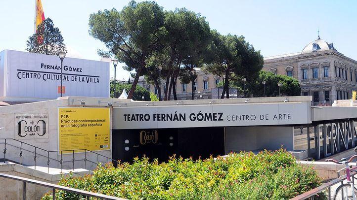 Fachada del Centro Cultural Villa Fernán Gómez.