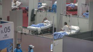 Madrid registra dos nuevos fallecidos y los contagios suben hasta los 329 casos