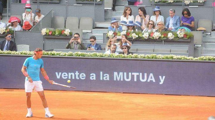 La Comunidad recomienda que no se celebre el Open de Tenis en septiembre