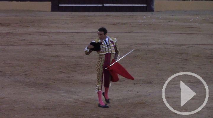Enrique Ponce reaparece en la plaza de toros de Osuna