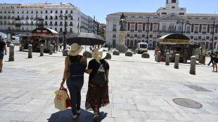 La recuperación del pequeño comercio en Madrid va por barrios
