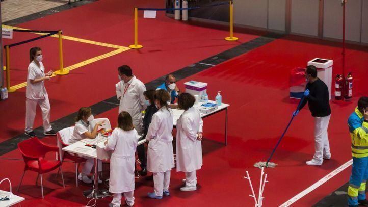 Madrid duplica los contagios cada semana pero solo un 1% es hospitalizado