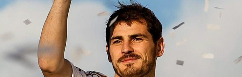Iker Casillas anuncia su retirada definitiva como futbolista