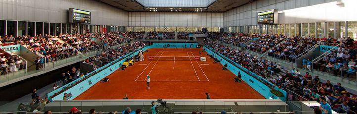 Cancelado el Mutua Madrid Open, que se iba a jugar en septiembre