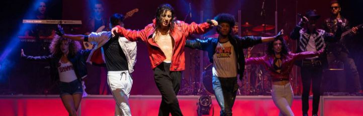 'I Want U Back', homenaje a Michael Jackson