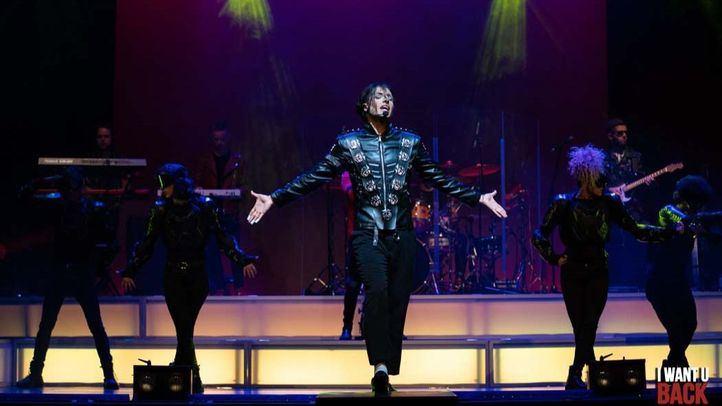 I Want U Back, homenaje a Michael Jackson