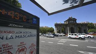 El calor no da tregua: las altas temperaturas ponen de nuevo en alerta a Madrid