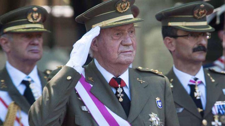 Dudas sobre el paradero del rey: ¿Portugal o República Dominicana?