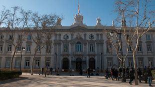 El Supremo rechaza adoptar medidas cautelares contra el rey Juan Carlos