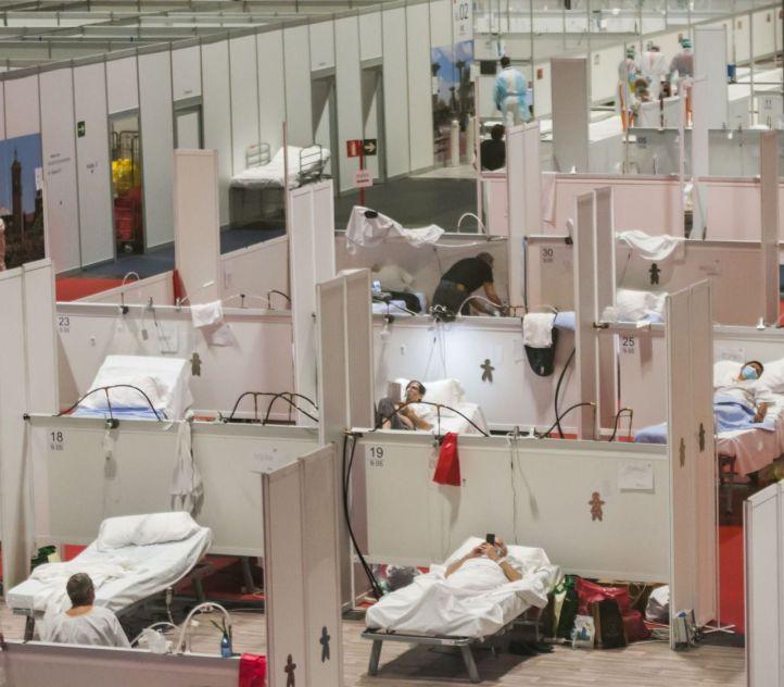 Los contagios suben: 481 nuevos casos y un fallecido en las últimas 24 horas