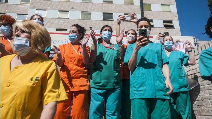 Prórroga para que las muertes y contagios en sanitarios sean accidente laboral