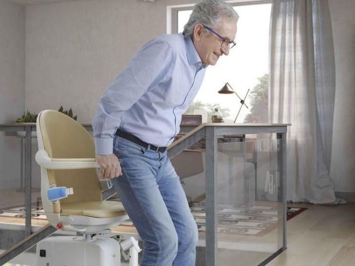 Sillas salvaescaleras: un elemento indispensable para mejorar la movilidad en Madrid
