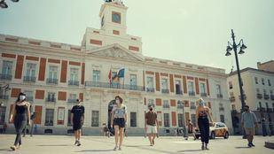Imagen de una de las secuencias del vídeo de la nueva campaña.
