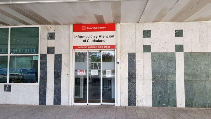 La sede central del Servicio Madrileño de Salud (SERMAS) ubicada en el edificio Sollube.