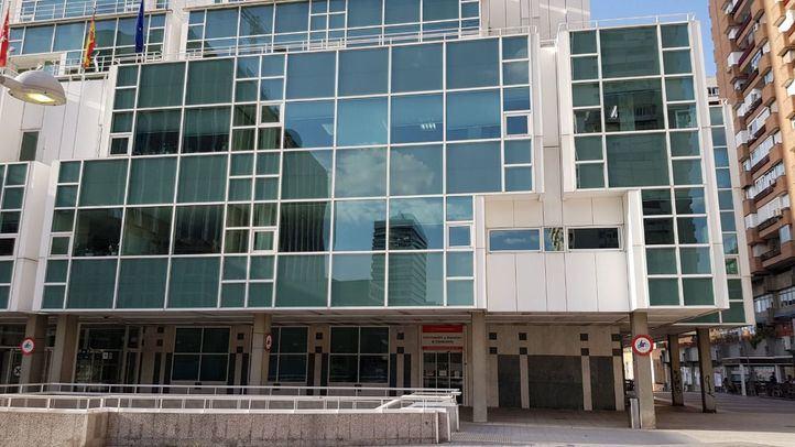 La sede central del Servicio Madrileño de Salud (SERMAS) ubicada en el edificio Sollube