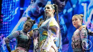 Mala Rodriguez deslumbra en Abre Madrid