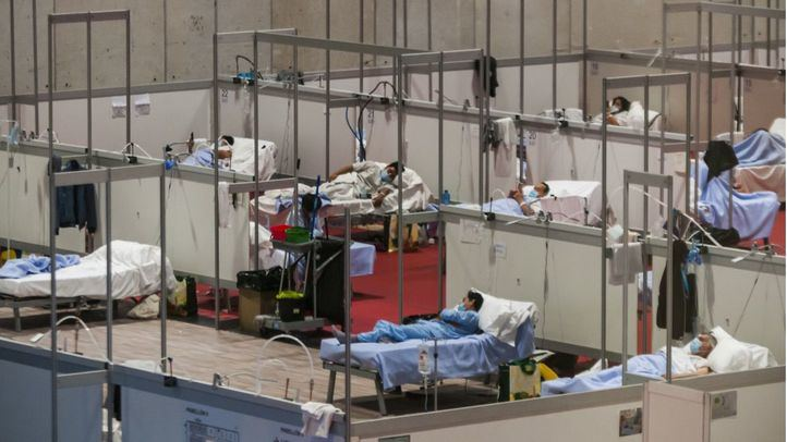 Madrid registra 3 fallecidos y suma 512 positivos en las últimas horas