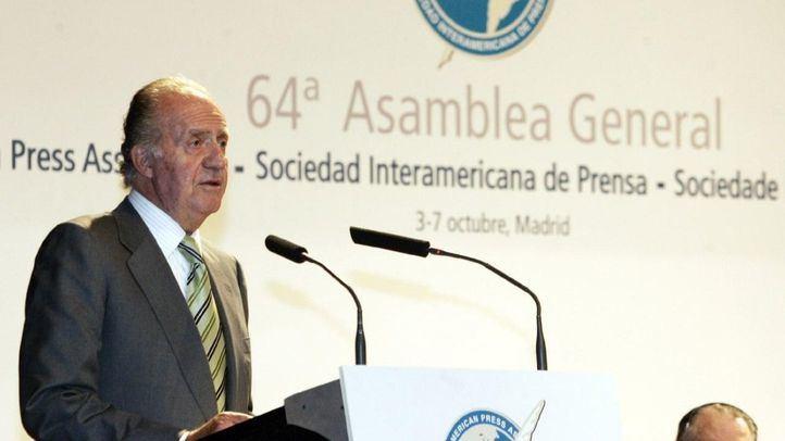 Abu Dabi, primer destino de Juan Carlos tras salir de España