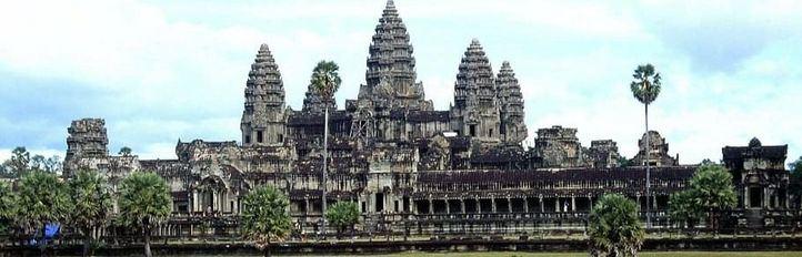 Viaje a Camboya: Del templo hundido en la selva a la luz del plancton en la playa