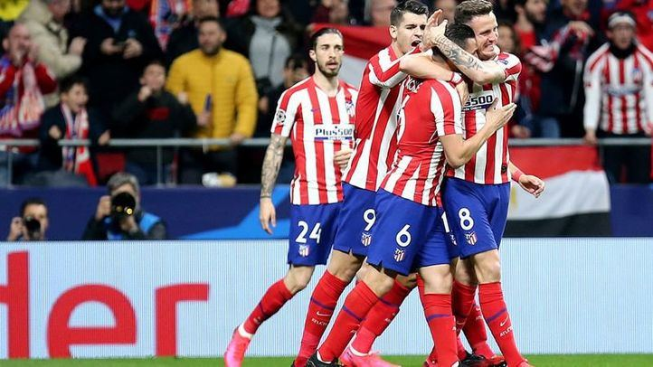 Los positivos del Atlético trastocan los planes de Champions