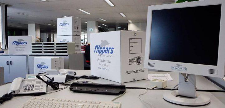Flippers hace cambiar la forma de trabajar: por un transporte ecoeficiente
