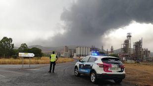 Grave explosión en un complejo petroquímico en Puertollano