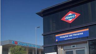 Estación de metro Hospital del Henares