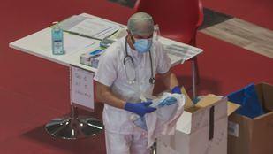 Más de 16.000 sanitarios madrileños se contagiaron hasta julio