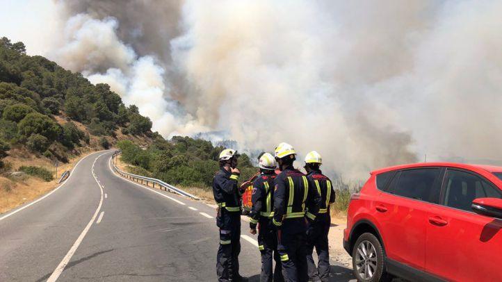 El 33% de los incendios que se produjeron en 2019 en la región fueron intencionados