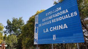 Depuradora de agua La China
