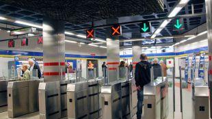 Caída de usuarios en Metro de Madrid y la EMT