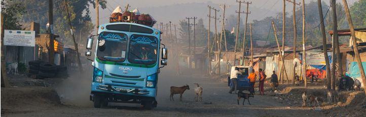 Viaje al Valle de Lagarba, viaje solidario al corazón de Africa