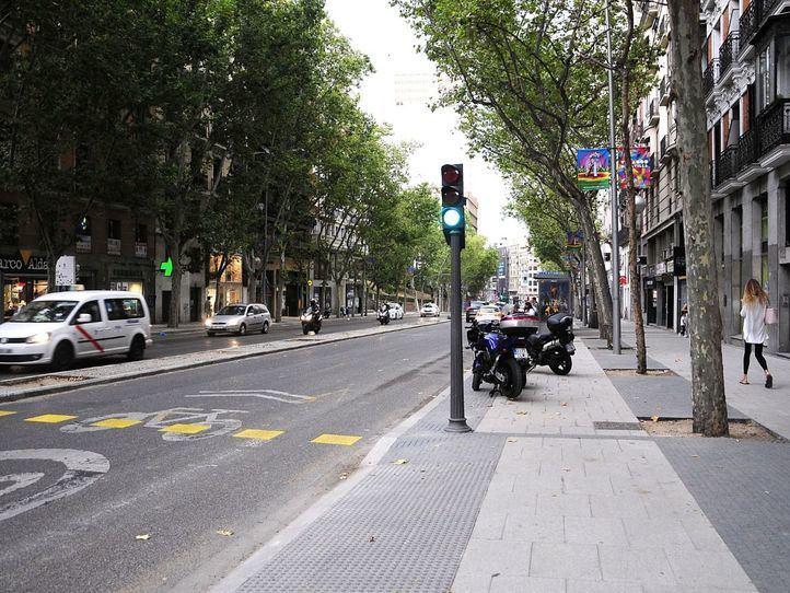 Así lucen las remodeladas calles Princesa y Ventura Rodríguez