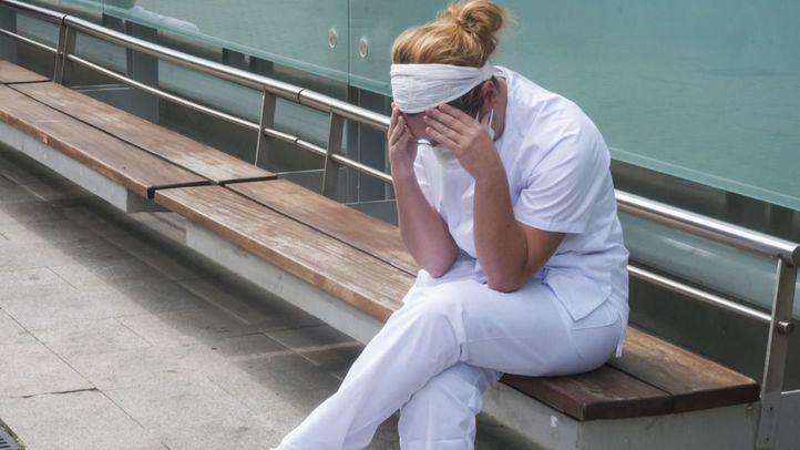 Siniestralidad laboral en el ámbito sanitario: los sindicatos hablan de una 'bolsa oculta de datos'