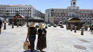 Alemania desaconseja viajar a Madrid