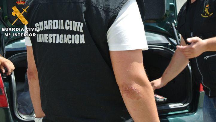 Detenido por enviar droga dentro de cojines