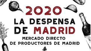 Rascafría inaugura la octava edición del mercado itinerante 'La Despensa de Madrid'