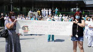 Los celadores piden protección:
