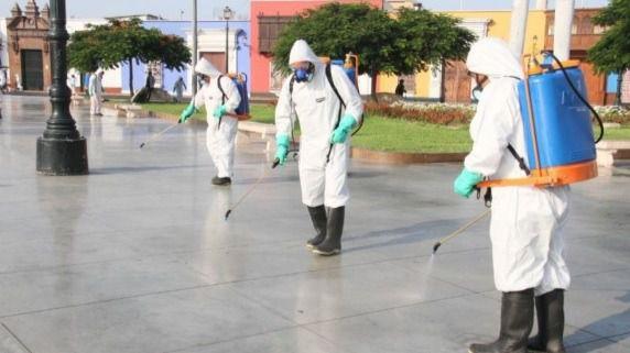 Uso de desinfectante para combatir el coronavirus causa muerte de la vida silvestre