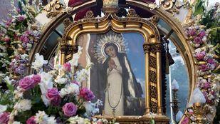 La Virgen de la Paloma se celebrará sin ofrenda floral ni procesión, pero sí habrá misas