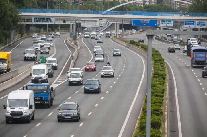 Aumento trafico, coches