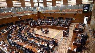 La Asamblea estudia este lunes la petición socialista de un pleno extraordinario sobre la evolución del coronavirus