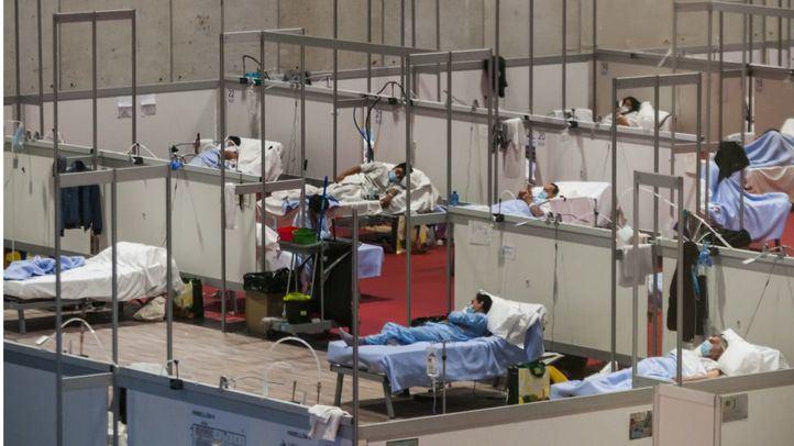 Madrid suma 934 casos nuevos, 257 en las últimas 24 horas, y 7 fallecidos