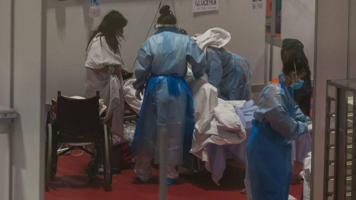 Madrid notifica 581 nuevos positivos en las últimas 24 horas y 9 fallecidos con coronavirus