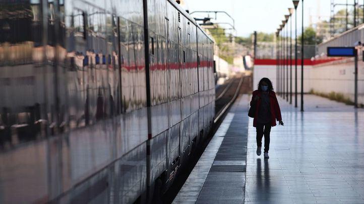 Reanudado el servicio de Cercanías entre Alcobendas y Chamartín