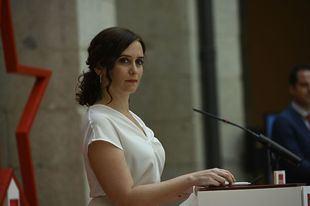 El difícil año de Isabel Díaz Ayuso como presidenta