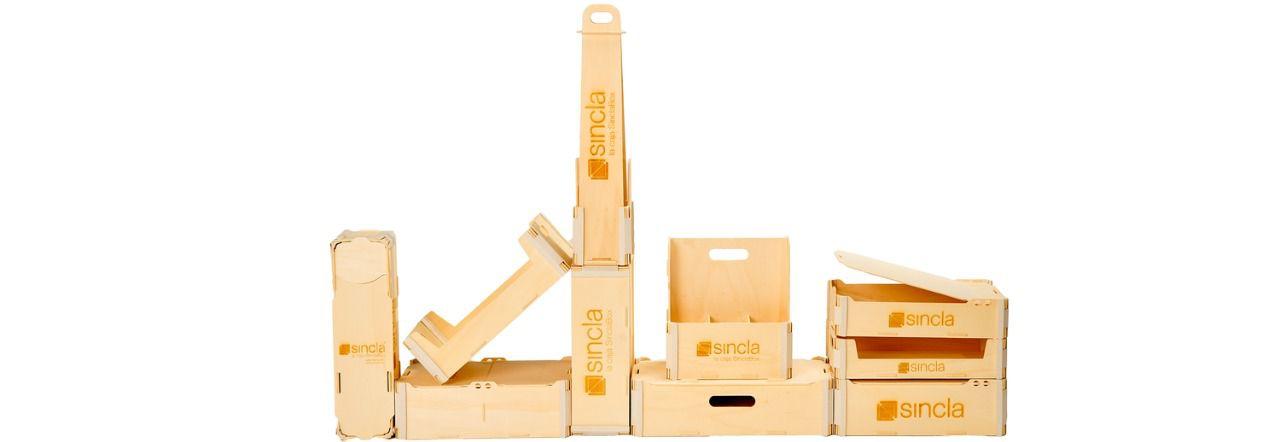 Sincla revoluciona el sector de embalaje de madera