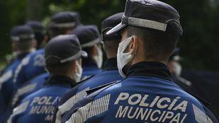 Detenido por atrincherarse con un hacha en su casa de Alcalá de Henares