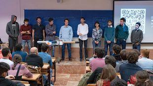 Proponen lanzar un cohete que consiga el récord de altitud de España