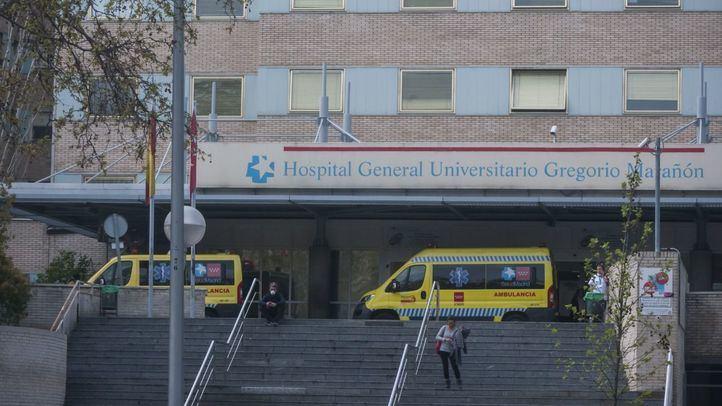 Uno d elos hospitales madrileños que han empezado a suspender cirugías.